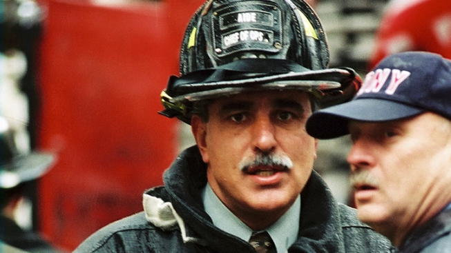 Fire Official Who Worked at WTC Dies of Cancer