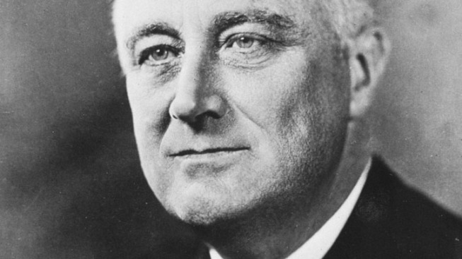 The Day FDR Died