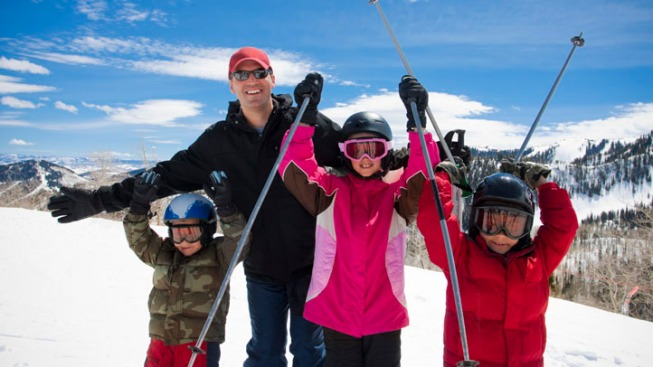 Start Your Winter Vacation Faster In Utah