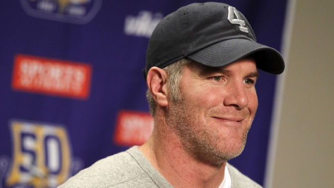 Favre Attorneys Take Aim at Racy Claims
