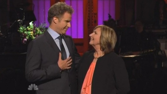 """Will Ferrell Returns to """"SNL"""" with Mother, Surprise Guests"""