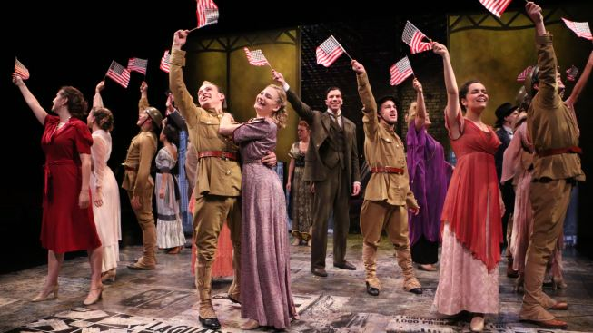 Berkshires Company Seizes on a Fine Moment for 'Fiorello!'