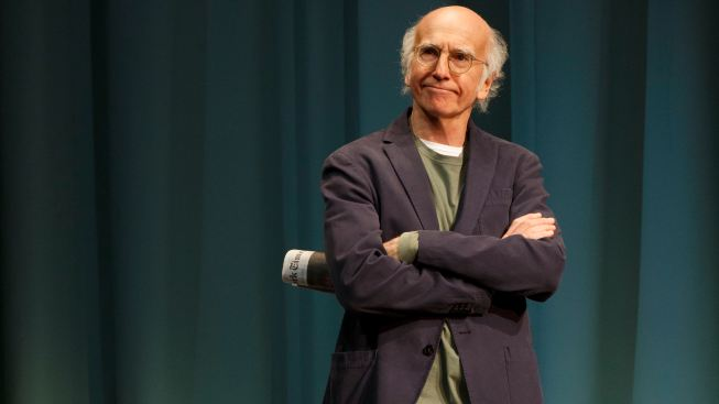 "Larry David's ""Fish"" Leaves an Aftertaste"