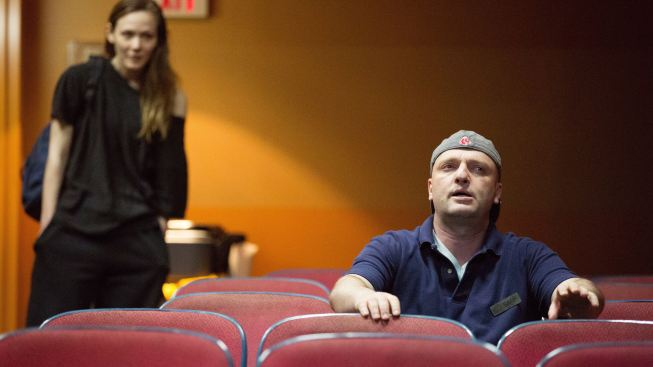 """Review: Box Office Is Bad, But Spirits Are Holding Steady in """"The Flick"""""""