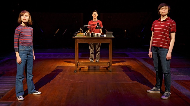 """Fun Home,"" Based on Graphic Memoir, Finds a Place on Broadway"
