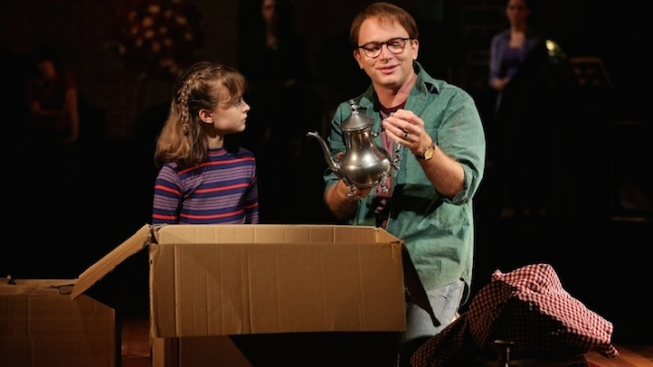 """Fun Home"" Trying for Broadway Transfer"
