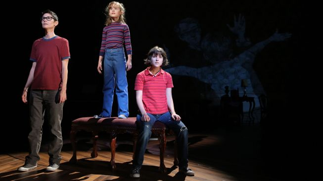 "Review: ""Fun Home,"" Based on Graphic Memoir, Soars at the Public"