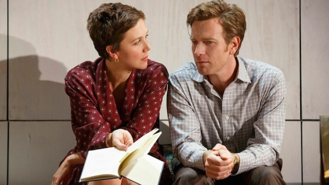 "Review: Ewan McGregor and Maggie Gyllenhaal Get Real About Love in ""The Real Thing"""
