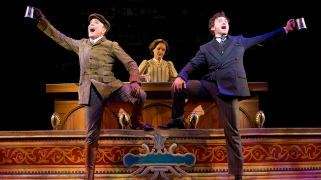 "Tony Nominations: ""Gentleman's Guide"" Leads the Way, But Stars Fail to Shine"