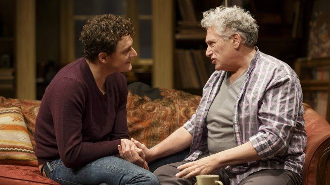 Harvey Fierstein Un-Merrily Rolls Along The Public's 'Gently Down the Stream'