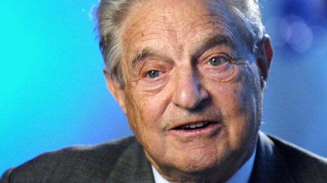 Billionaire Soros' Ex-Girlfriend Files $50M Suit