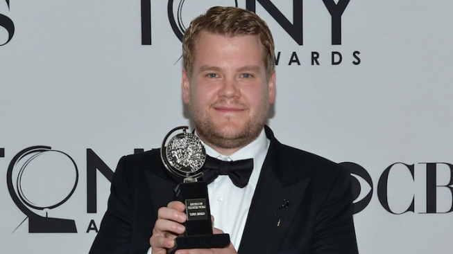 'Late Late Show' Host James Corden Will Host the 2016 Tony Awards