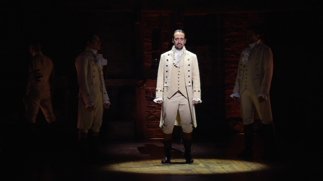 "Busta Rhymes, Queen Latifah, Common and More Remix ""Hamilton"""