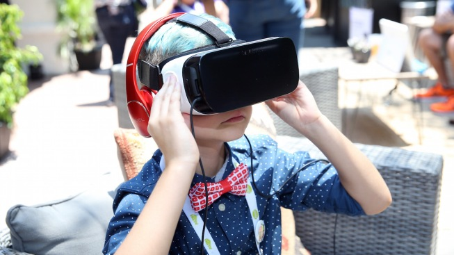 NBC to Offer Virtual Reality Olympics Programming to Samsung Users