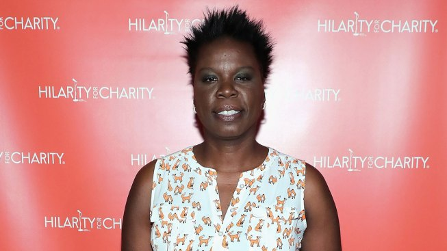 Leslie Jones' Website Gets Hacked, Personal Info and Nude Photos Leaked