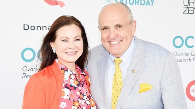 rudy giuliani and wife of 15 years getting divorced nbc new york