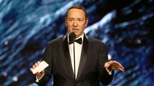 Kevin Spacey at Center of Second Potential Sexual Assault Case in LA