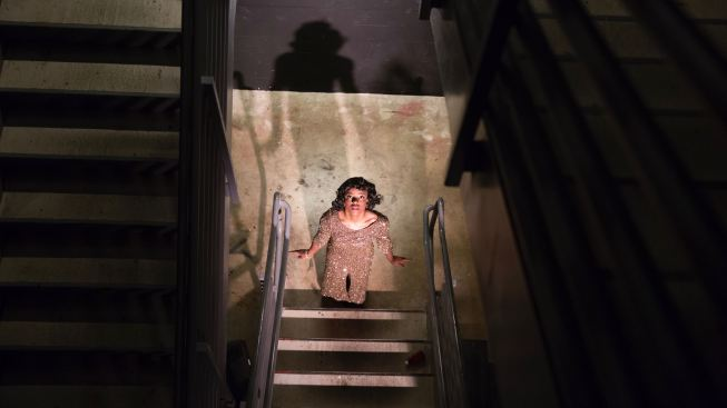 Review: Spooked Out, Behind the Scenes at Lincoln Center