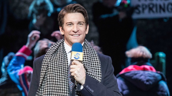 After Injury, 'Groundhog Day' Star Andy Karl Returns for Show's Opening Performance Monday
