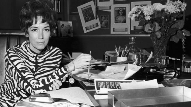Influential Cosmo Editor Helen Gurley Brown Dead