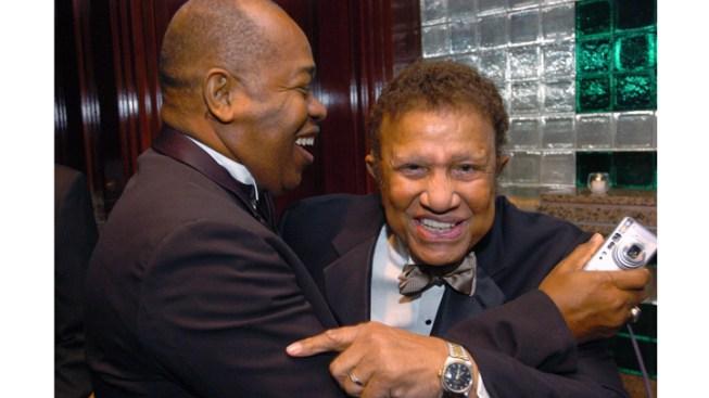 NY Black Radio-Pioneer Hal Jackson Dies