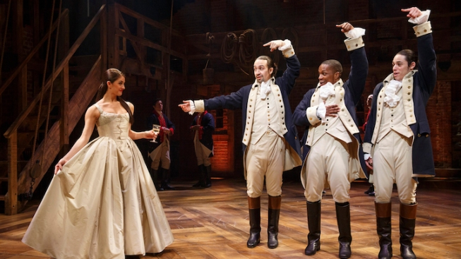 'Hamilton' Cast Will Perform at Grammy Awards
