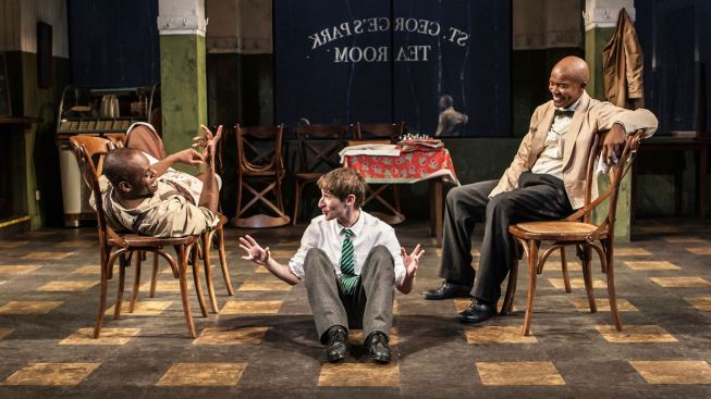 Athol Fugard Directs His Own 'Master Harold ...' at Signature