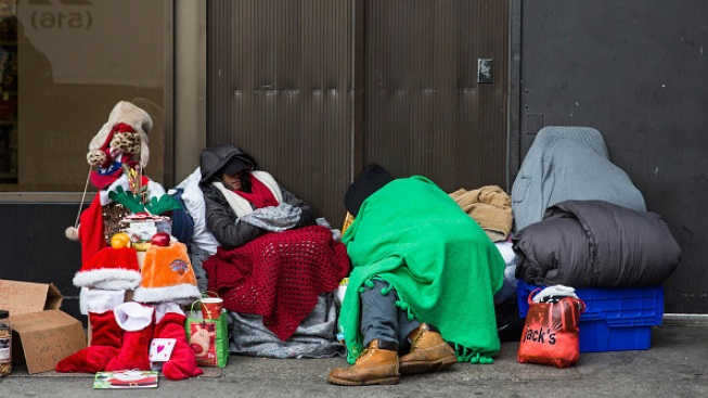 NYC Homeless Clusters, Hotels Filled With Broken Toilets, Lead Paint, Mouse Poop, Report Finds