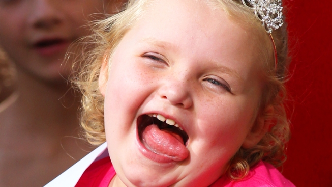 Honey Boo-Boo Endorses Barack Obama