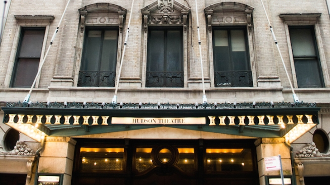 Historic Hudson Theatre Reopening as Broadway House