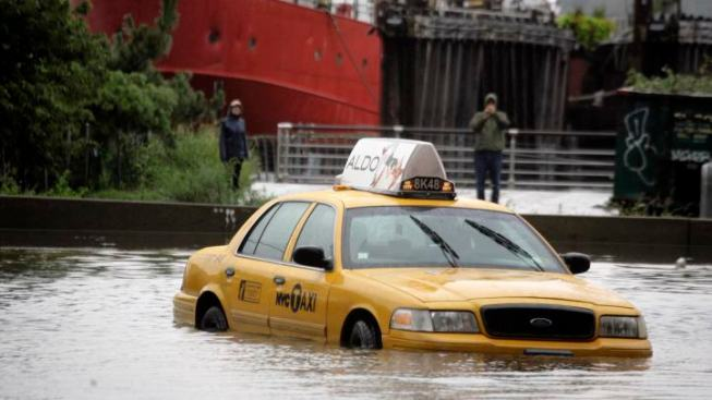 New Figures: NYC at Risk to Sea Level Rise