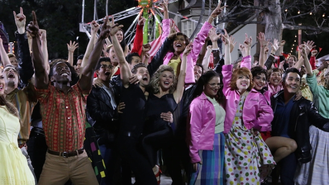 TV's 'Grease: Live,' with Boost from 'Hamilton' Director, a Musical Celebration for All