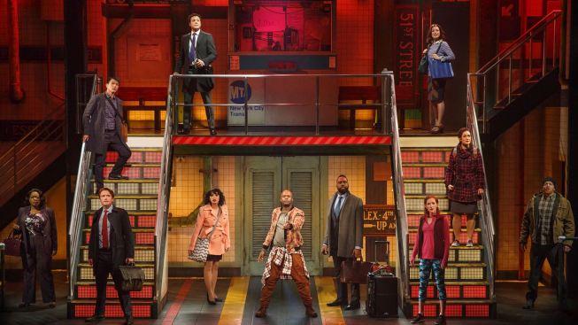 'In Transit' Cast Sees Something, Sings Something