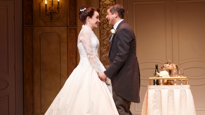 "Wedding Musical Comedy ""It Shoulda Been You"" Splits From Broadway"