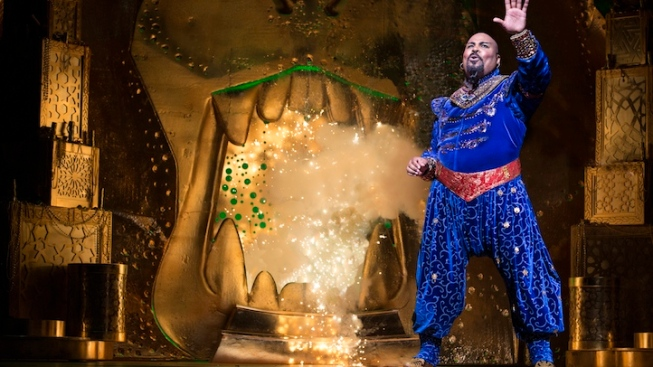"Review: ""Aladdin"" Will Leave You Dreaming Of Genie"