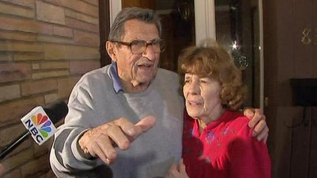 """Paterno Was a """"Moral, Disciplined"""" Man: Widow"""