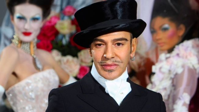 Parsons Cancels Workshop by John Galliano