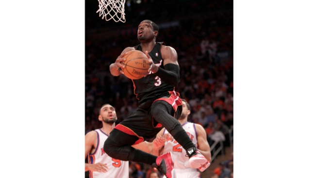 Knicks Fall to Heat 93-85, Heat Clinch Southwest Division