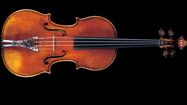 Rare Violin Fetches $16M at Auction