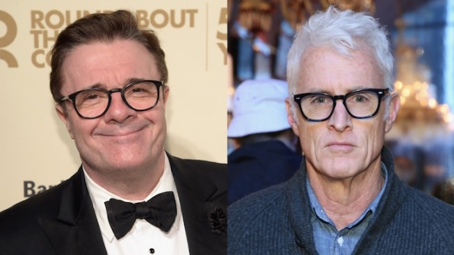 Nathan Lane and John Slattery Will Make News in Star-Studded 'Front Page' Revival
