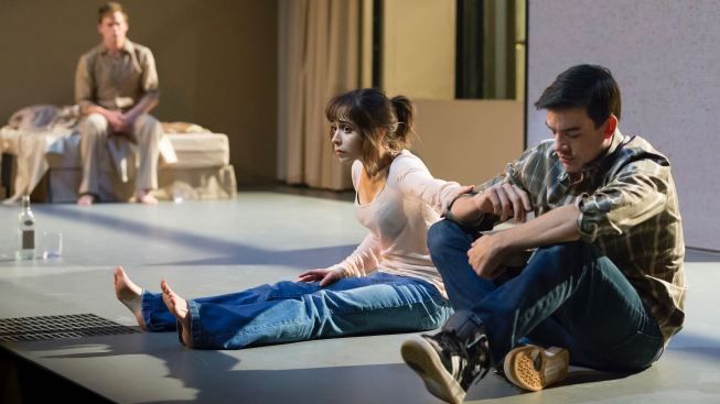 Bowie Songs, Old and New, Power 'Lazarus' at NYTW