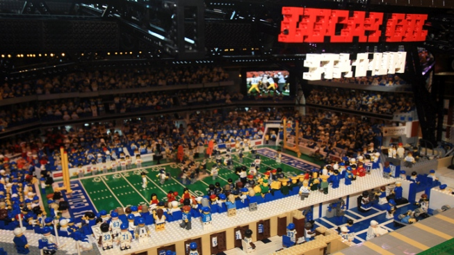Legoland Holding Competition for Master Builder