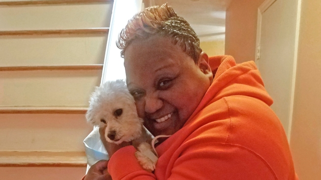 Woman Reunited With Pet Dog That Disappeared 6 Months Ago