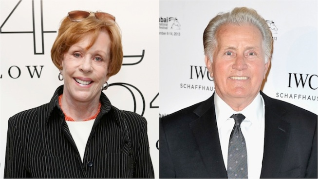 """Love Letters"" Revival Will Feature a Rotating Cast of Stars, Including Carol Burnett, Anjelica Huston and Martin Sheen"