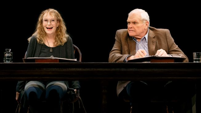 Review: Dennehy and Farrow Are Letter-Perfect in A.R. Gurney Revival