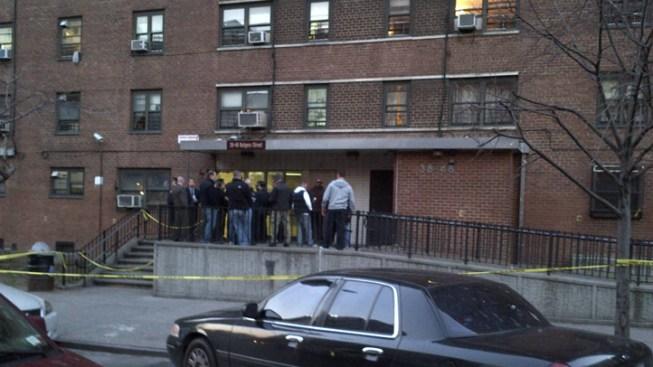 Man Shot on Lower East Side