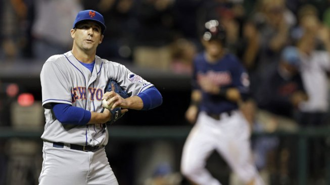 Mets Fall to Cleveland Indians 8-1