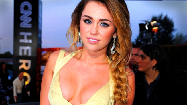 Miley Cyrus Accused of Battery