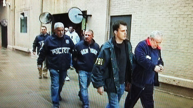 Four Bonanno Mobsters Busted in NYC: Feds