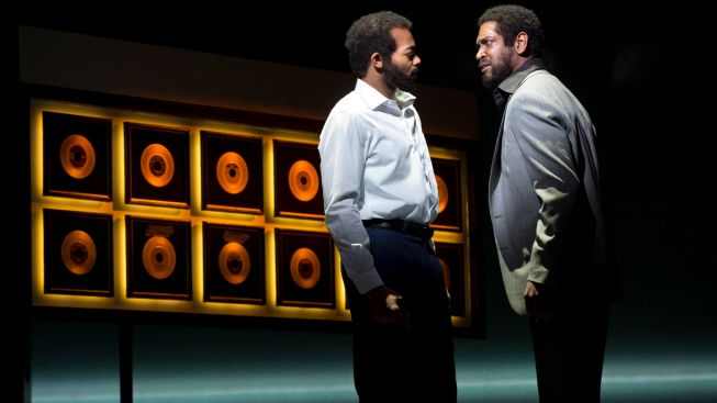 "Review: Berry Gordy Brings ""Motown"" to Broadway"